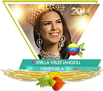 Stella Velez Iandoli Miss Teen Earth 2014