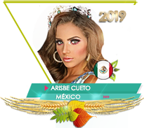 Arisbe Cueto Miss Teen Earth 2019